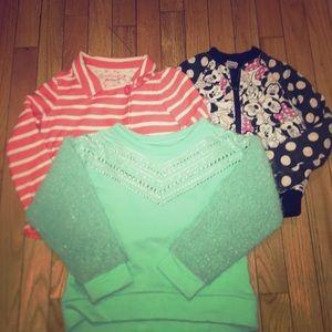 Toddler Girl Jacket Bundle Size 5T